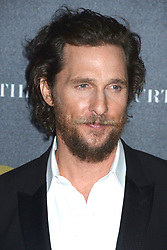 January 17, 2017 - New York, New York, USA - Matthew McConaughey bei der Weltpremiere des Kinofilms 'Gold' im AMC Loews Lincoln Square 13 Theater. New York, 17.01.2017 (Credit Image: © Future-Image via ZUMA Press)