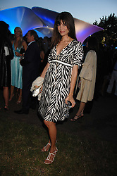 LISA B at the annual Serpentine Gallery Summer Party in association with Swarovski held at the gallery, Kensington Gardens, London on 11th July 2007.<br /><br />NON EXCLUSIVE - WORLD RIGHTS