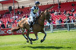 Burton Christopher (AUS) - Holstein Park Leilani<br /> Mitsubishi Motors Badminton Horse Trials - CCI4* - Badminton 2013<br /> © Hippo Foto - Jon Stroud