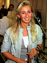 MISS JENNY HALPERN daughter of Sir Ralph Halpern, at a party in London on 16th September 1999.MWK 48
