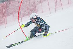 Jakobsen Kristoffer (SWE) during the Audi FIS Alpine Ski World Cup Men's  Slalom at 60th Vitranc Cup 2021 on March 14, 2021 in Podkoren, Kranjska Gora, Slovenia Photo by Grega Valancic / Sportida
