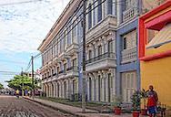 Architecture in Ciego de Avila, Cuba.