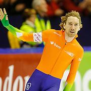 NLD/Heerenveen/20130111 - ISU Europees Kampioenschap Allround schaatsen 2013, 500 meter, Ted Jan Bloemen