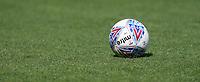 A mitre football in the Sunny Scunthorpe climate<br /> <br /> Photographer David Shipman/CameraSport<br /> <br /> The EFL Sky Bet League One - Scunthorpe United v Blackpool - Friday 19th April 2019 - Glanford Park - Scunthorpe<br /> <br /> World Copyright © 2019 CameraSport. All rights reserved. 43 Linden Ave. Countesthorpe. Leicester. England. LE8 5PG - Tel: +44 (0) 116 277 4147 - admin@camerasport.com - www.camerasport.com