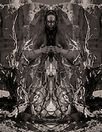 Conjuring the Goddess Shakti primal energy
