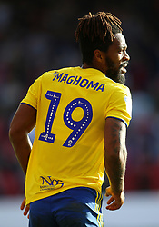 Birmingham City's Jacques Maghoma