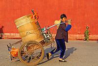 Chine, Province du Yunnan, Ville de Jianshui. // China, Yunnan province, City of Jianshui.