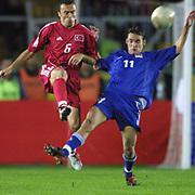 Turkish soccer National team.<br /> Turkey between Liechtenstein match. Turkey's Arif Erdem during their in AliSamiYen Stadium Istanbul/TURKEY .<br /> Photo by Aykut AKICI/TurkSporFoto