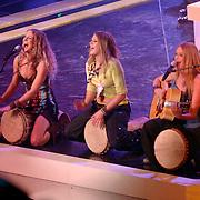NLD/Amsterdam/20060312 - Nationaal Songfestival 2006, optreden Treble