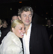 Catherine Martin & Baz Luhrmann.Baz Luhrmann's Productions of Puccini's La Boheme Play Opening Post Party.Hudson Hotel .New York, NY, USA.December 08, 2002.Photo By Celebrityvibe.com/Photovibe.com..