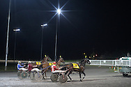 Scenes at the Amman Valley Trotting club races 2008.