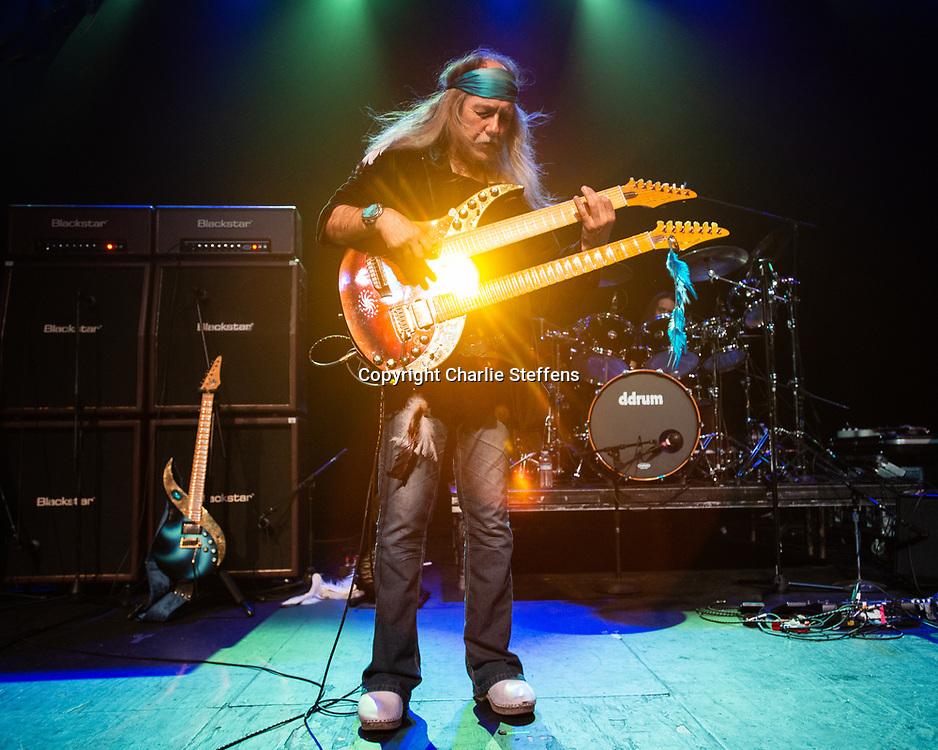 The Ultimate Guitar Experience Featuring Uli Jon Roth at the Majestic Ventura Theater in Ventura, California