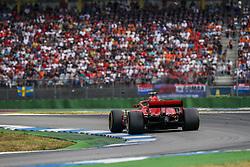 July 22, 2018 - Hockenheim, Germany - Motorsports: FIA Formula One World Championship 2018, Grand Prix of Germany, .#7 Kimi Raikkonen (FIN, Scuderia Ferrari) (Credit Image: © Hoch Zwei via ZUMA Wire)