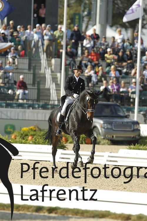 PETERS Steffen, Ravel<br /> Kentucky - Alltech FEI WEG 2010<br /> /Stefan Lafrentz