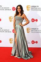 Binky Felstead, Virgin TV British Academy Television Awards, Royal Festival Hall, London UK, 13 May 2018, Photo by Richard Goldschmidt