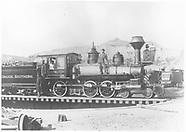RD158 RGS Locomotive No. 22