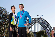 """The """"2014 Real Insurance Sydney Harbour 5k and 10k""""<br /> The race starts and finishes at the historic Sydney Rocks, and takes in the harbour foreshore."""
