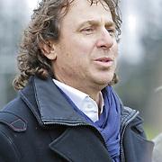 NLD/Blaricum/20120314 - Perspresentatie Koen Kampioen met als gastrol Luca Borsato, Marco Borsato