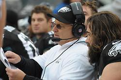 2013 Eagles vs Arizona 12-1-13 action<br /> jeff stoutland
