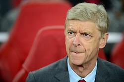 Arsenal manager Arsene Wenger - Mandatory by-line: Alex James/JMP - 02/11/2017 - FOOTBALL - Emirates Stadium - London, England - Arsenal v Red Star Belgrade - UEFA Europa League Group H