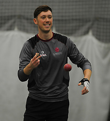 Somerset's Adam Hose.  - Mandatory byline: Alex Davidson/JMP - 11/02/2016 - CRICKET - The Cooper Associates County Ground -Taunton,England - Somerset CCC  Media access - Pre-Season