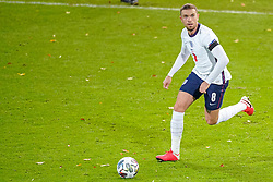 LEUVEN, BELGIUM - Sunday, November 15, 2020: England's Jordan Henderson during the UEFA Nations League Group Stage League A Group 2 match between England and Belgium at Den Dreef. (Pic by Jeroen Meuwsen/Orange Pictures via Propaganda)