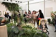 DICKINSON RE-CREATION OF BARBARA HEPWORTH'S GARDEN IN ST. IVES, Frieze Masters, 3 October 2018