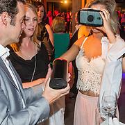 NLD/Amsterdam/20160601 - Uitreiking Porna Awards 2016, 3D brillen voor sexplay