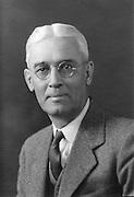 "Allan L. Peck ""Mr. President"", ca. 1935."