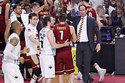 Casarin Federico, UMANA REYER VENEZIA vs DOLOMITI ENERGIA TRENTINO, gara 2 Semifinale Play off Lega Basket Serie A 2017/2018, Pala Taliercio Venezia 27 maggio 2018 - FOTO: Bertani/Ciamillo