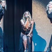 NLD/Hilversum/20160926 - Finale Miss Nederland 2016, optreden Elise van der Horst