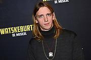Premiere Watskeburt?! - De Musical in Theater De Meervaart in Amsterdam.<br /> <br /> Op de foto:  De Jeugd van Tegenwoordig - Faberyayo ( Pepijn Lanen )