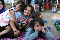 Scenes from the 2015 Kiddy Kapers Parade on Saturday afternoon. The event celebrates youth, and precedes the Colmo del Rodeo Parade during the evening, the official start to Big Week in Salinas, CA.