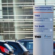 NLD/Delft/20160217 - TNO gebouwen in Delft,