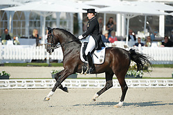 Piotrowski Juliette, (GER), Sir Diamond<br /> Grand Prix U25<br /> CDIO Hagen 2015<br /> © Hippo Foto - Stefan Lafrentz