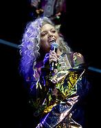 Becca Dudley xfactor live Birmingham