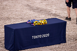 Prizegiving<br /> Olympic Games Tokyo 2021<br /> © Hippo Foto - Dirk Caremans<br /> 28/07/2021