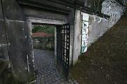 Karlovy Vary (Karlsbad)/Tschechische Republik, CZE, 14.12.06: Eingang zum Hauptfriedhof in Drahovice, Karlovy Vary (Karlsbad).<br /> <br /> Karlovy Vary (Karlsbad)/Czech Republic, CZE, 14.12.06: Entrance to the Central Cemetery in Drahovice, Karlovy Vary (Karlsbad).