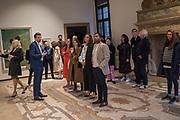 FUTURE GENERATION ART PRIZE @ VENICE 2019 Venice, Palazzo Ca'Tron, 9 May 2019