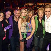 Finale Nationaal Songfestival 2005, Airforce met Johnny Logan