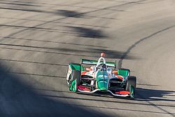 February 9, 2018 - Avondale, Arizona, United States of America - February 09, 2018 - Avondale, Arizona, USA: René Binder (32) takes his IndyCar Verizon car through the turns during the Prix View at ISM Raceway in Avondale, Arizona. (Credit Image: © Walter G Arce Sr Asp Inc/ASP via ZUMA Wire)