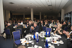 CARDIFF, WALES - Wednesday, November 11, 2009: The Football Association of Wales Player of the Year Awards hosted by Brains SA at the Cardiff City Stadium. (Pic by David Rawcliffe/Propaganda)