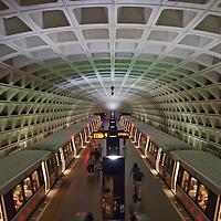 Metro Transit Underground station.
