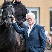 NLD/Leeuwarden/20180908 - Koning Willem Alexander en Beatrix aanwezig bij premiere de Stormruiter, Jan Slagter