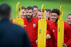 180907 Wales Training