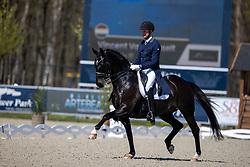 Van Gasselt Vincent, NED, Delacroix 11<br /> CDI 3* Opglabeek<br /> © Hippo Foto - Dirk Caremans<br />  23/04/2021