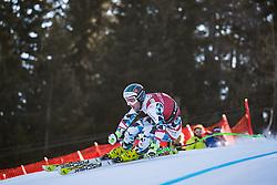 29.12.2016, Deborah Compagnoni Rennstrecke, Santa Caterina, ITA, FIS Ski Weltcup, Santa Caterina, alpine Kombination, Herren, Super G, im Bild Vincent Kriechmayr (AUT) // Vincent Kriechmayr of Austria in action during the SuperG competition for the men's Alpine combination of FIS Ski Alpine World Cup at the Deborah Compagnoni race course in Santa Caterina, Italy on 2016/12/29. EXPA Pictures © 2016, PhotoCredit: EXPA/ Johann Groder