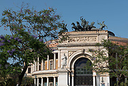 The Politeama, the other historic theater in the city