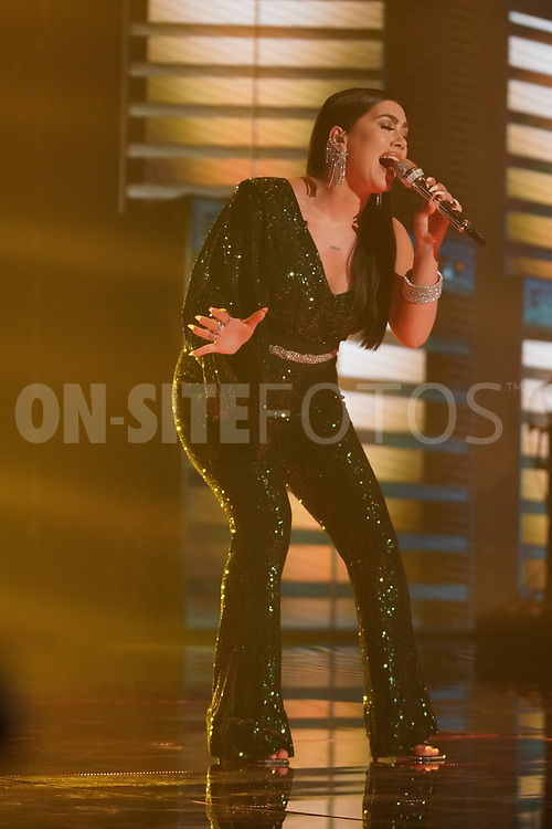 """AMERICAN IDOL – """"415 (The Comeback)"""" – A special episode of """"American Idol"""" featuring """"comeback contestants"""" airs MONDAY, APRIL 19 (8:00-10:00 p.m. EDT), on ABC. (ABC/Eric McCandless)<br /> FAITH BECNEL"""