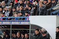 Patrice GARANDE - 01.02.2015 - Caen / Saint Etienne - 23eme journee de Ligue 1 -<br />Photo : Vincent Michel / Icon Sport